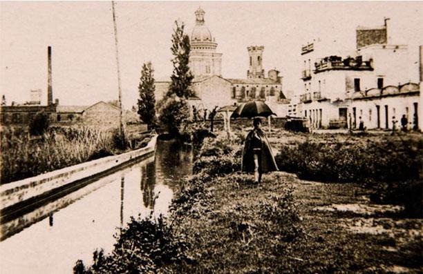 Estudio para la mpgm en el entorno del rec comtal - Barrio de sant andreu ...