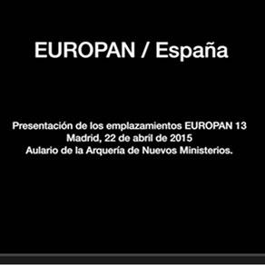 Vídeo presentación Emplazamientos EUROPAN13 España