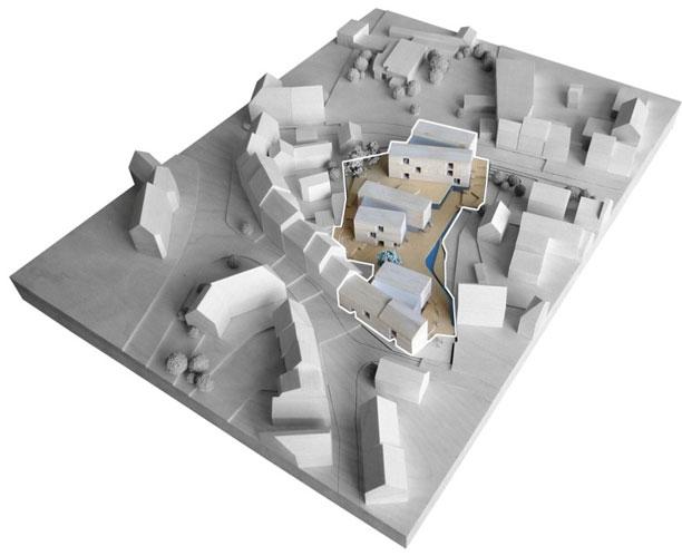 Gutierrez-De la Fuente arquitectos y Tallerde2. Realizaciones en Selb, Alemania