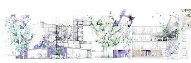 """Proyecto seleccionado al """"PFC más innovador"""" en la revista Designing the future 2015 Nº7.pp 20-25. Finalista isARCH. Publicado en 3NTA Architecture. (Junio 2015)"""