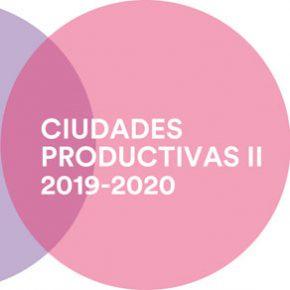 EUROPAN 15, CIUDADES PRODUCTIVAS II